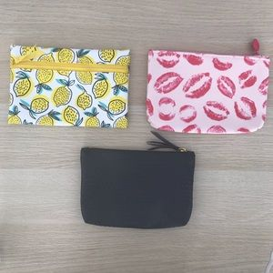 Ipsy Cosmetic Bags Bundle💥💥💥